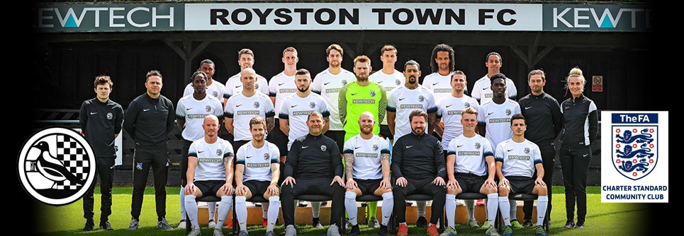Welcome to Royston Town FC - Home of The Crows