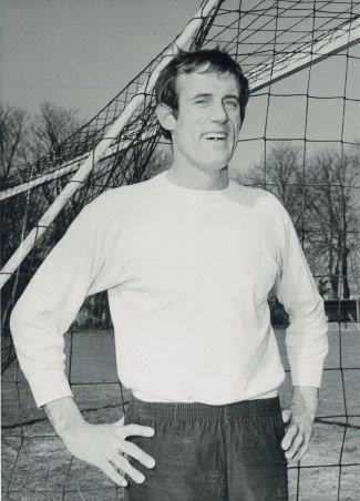 Derek Noades 1969/70