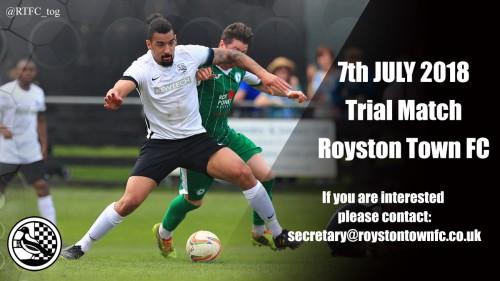 RTFC 2018-19 trials 4