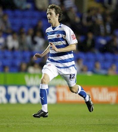 Dave Mooney Reading FC