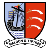 Maldon & Tiptree FC badge