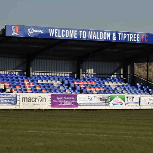 Maldon & Tiptree stadium