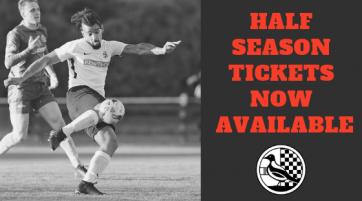 Half Season Tickets