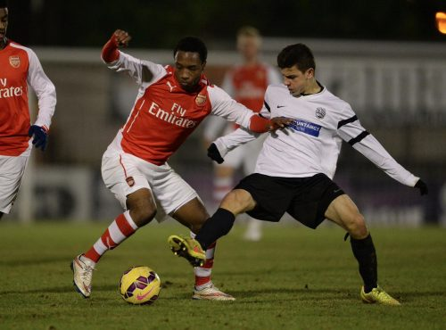 Arsenal vs RTFC FA Youth Cup