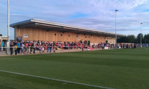 ASM Stadium, home of Thame United FC