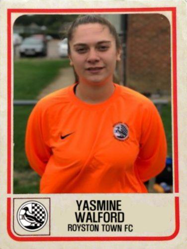 Yasmine Walford