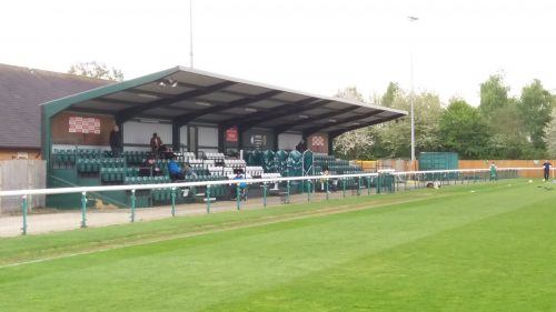 Langford Road, home of Biggleswade United