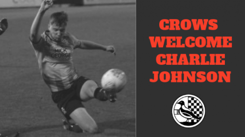 Welcome Charlie Johnson