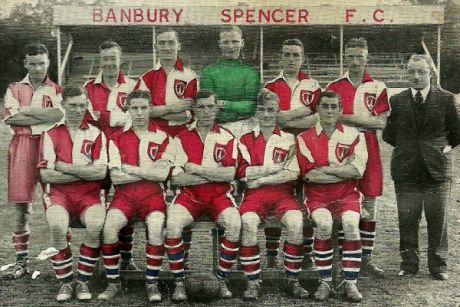 Banbury Spencer team group