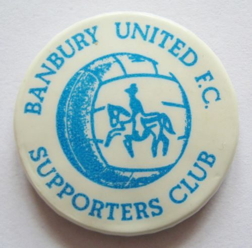 Banbury United Supporters Club badge