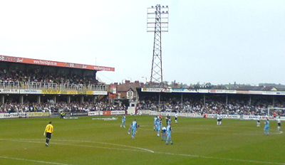 Edgar Street, Hereford