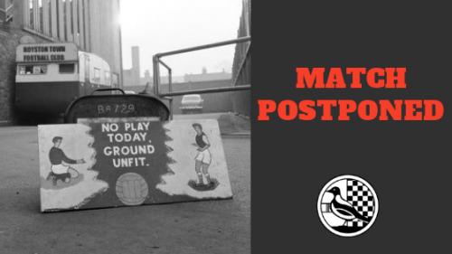 Match Postponee