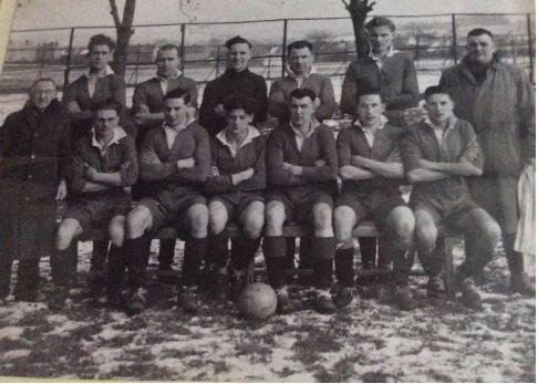 Redditch FC 1940s