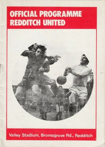 Redditch United Alliance Premier