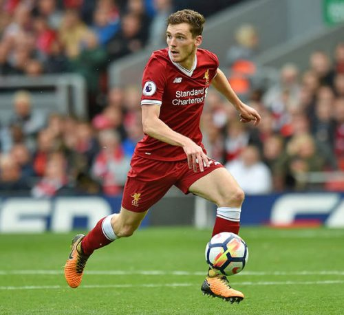 Andy Robertson