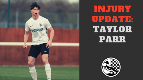 Injury Update: Taylor Parr